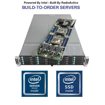 Intel Build-To-Order Servers